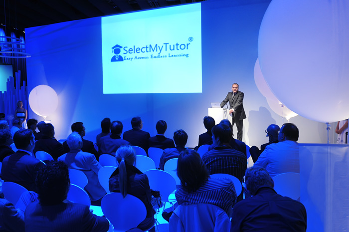 Select MY Tutor Relaunch Event